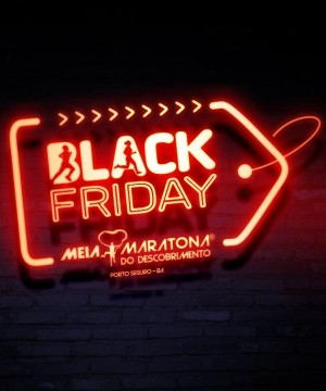Black Friday Meia Maratona do Descobrimento - 2021