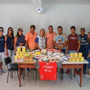 Meia Maratona do Descobrimento entrega doações às associações filantrópicas