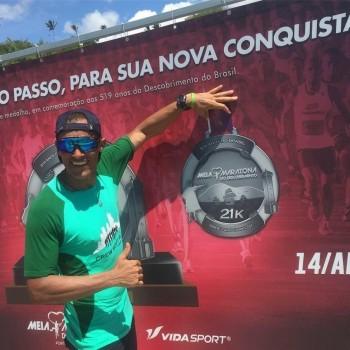 Meia Maratona do Descobrimento apresenta troféus e medalhas para a 4ª edição da prova