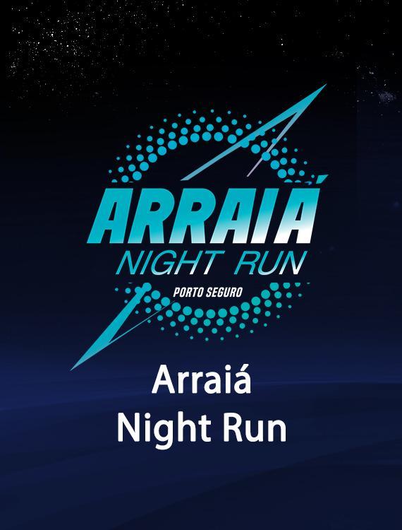 Arraiá Night Run Vida Sport