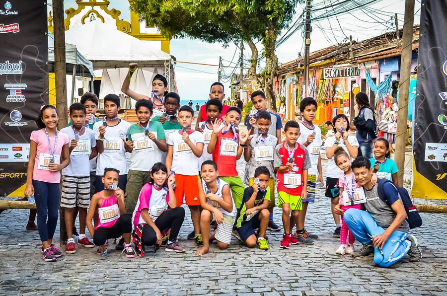 Muita emoção, sucesso e superação na 30ª edição da Corrida Rústica de Arraial d'Ajuda