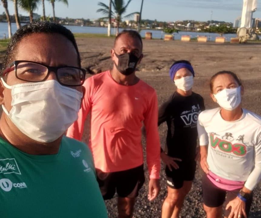 Exercício com Máscara: prescrição x aderência