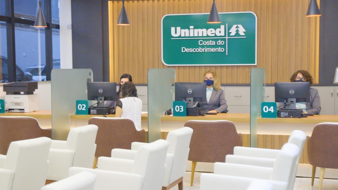 Unimed Costa do Descobrimento inaugura nova sede administrativa