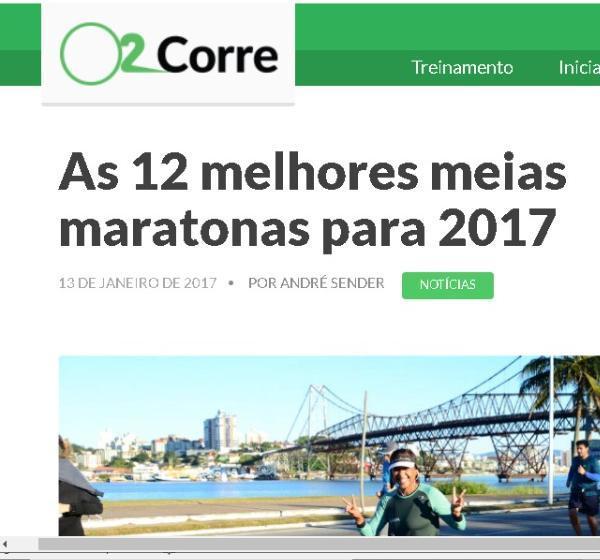 As 12 melhores meias maratonas para 2017